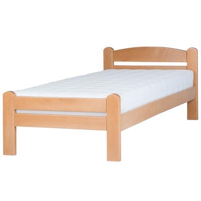 Drveni krevet DP Masiv 90x200cm Natur boja