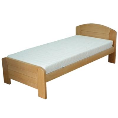 Drveni krevet Lux 90x200cm Natur boja