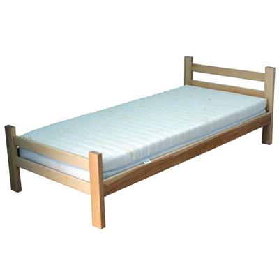 Drveni krevet Ravni 90x200cm