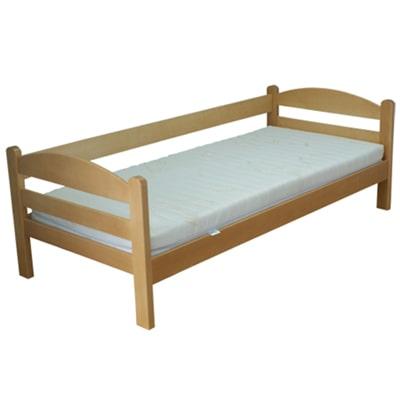 Drveni krevet Sofa 90x200cm Natur boja