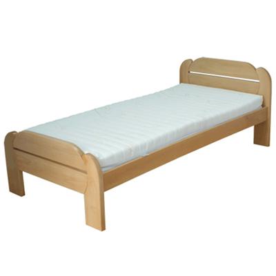 Drveni krevet Violeta 90x200cm Natur boja