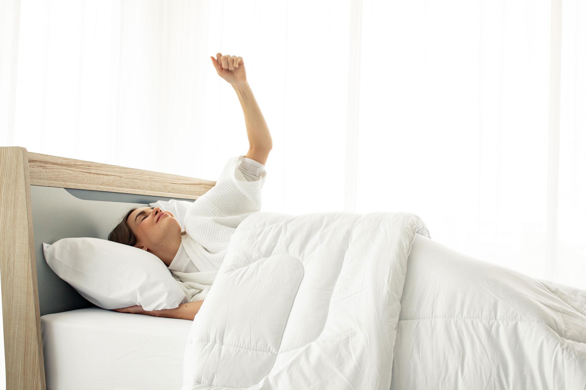 Kvalitetniji san spavanja na Timflex dusecima